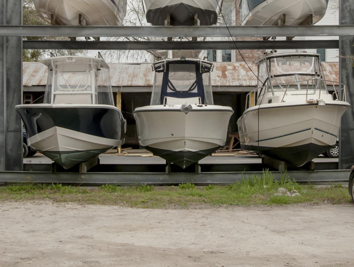 Bald geht's in Winterquartier – so lagern Sie ihr Boot fachgerecht ein