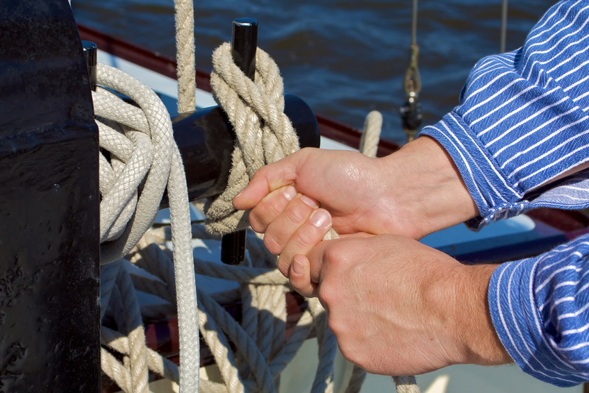 Boot festmachen: Die wichtigsten Knoten