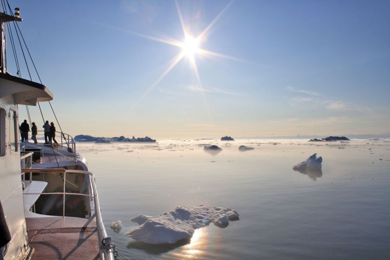 Arktis-Expedition