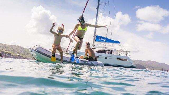 Yachturlaub ist ein Reisetraum, den sich jeder erfüllen kann. Foto: djd/Sunsail